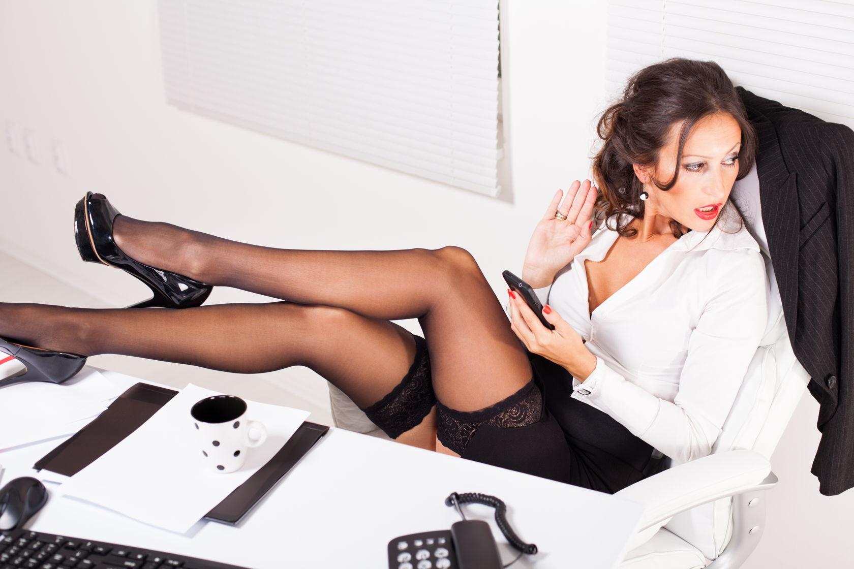Онлайн порно деловые женские