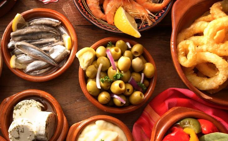 где поесть морепродукты в мадриде можно